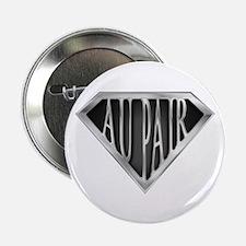 """SuperAu Pair(metal) 2.25"""" Button (10 pack)"""