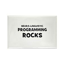 Neuro-Linguistic Programming Rectangle Magnet