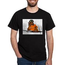 Fambani Ash Grey T-Shirt