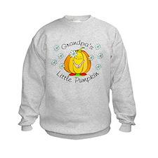 Grandpa's Little Pumpkin Sweatshirt