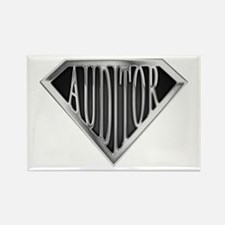 SuperAuditor(metal) Rectangle Magnet