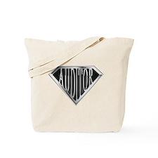 SuperAuditor(metal) Tote Bag