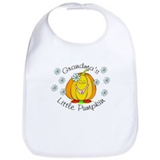 Grandma's Little Pumpkin Bib