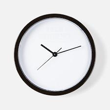 Team CORINNE, life time member Wall Clock