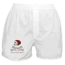 Pirate Law Boxer Shorts