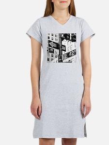 New York City Women's Nightshirt