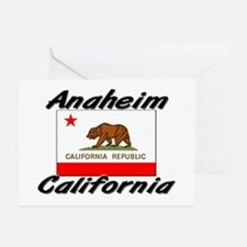 Anaheim California Greeting Cards (Pk of 10)