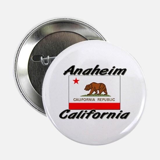 Anaheim California Button