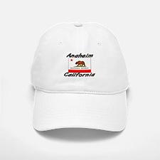 Anaheim California Baseball Baseball Cap