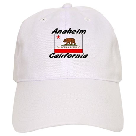 Anaheim California Cap