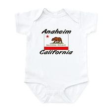 Anaheim California Infant Bodysuit