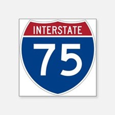 Interstate 75 Sticker