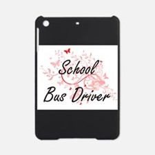 School Bus Driver Artistic Job Desi iPad Mini Case