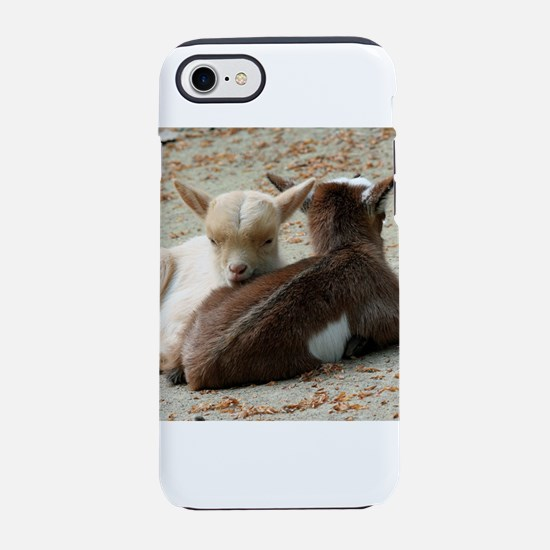 Goat 001 iPhone 8/7 Tough Case