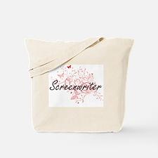 Screenwriter Artistic Job Design with But Tote Bag