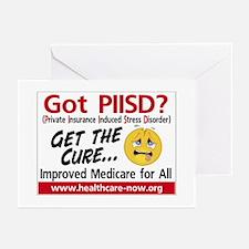 Got PIISD Logo Greeting Cards