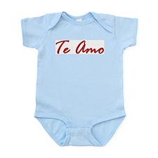 """""""Te Amo"""" Infant Bodysuit"""