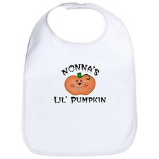 Nonna's Lil Pumpkin Bib