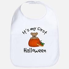 Baby's 1st Halloween Bib