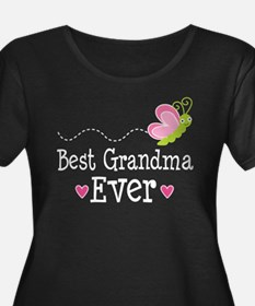 Best Grandma Ever gift Plus Size T-Shirt