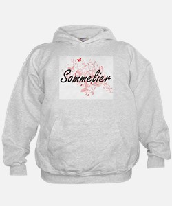 Sommelier Artistic Job Design with But Hoodie