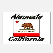 Alameda California Postcards (Package of 8)