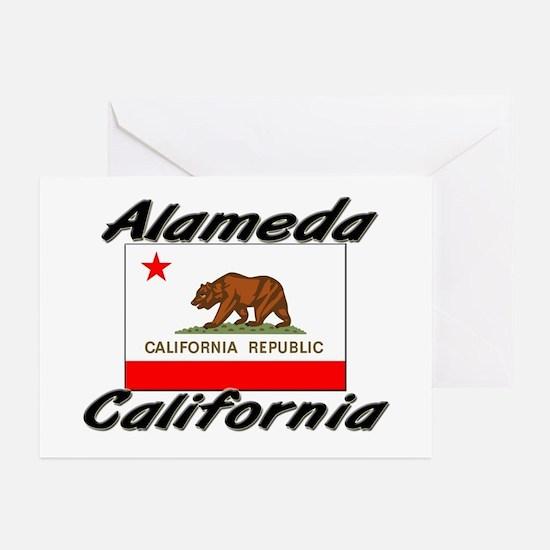 Alameda California Greeting Cards (Pk of 10)