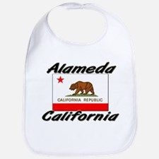 Alameda California Bib