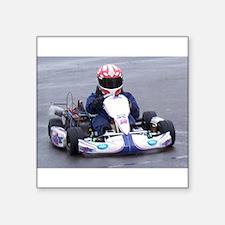 Kart Racing Sticker