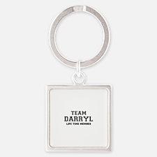 Team DARRYL, life time member Keychains