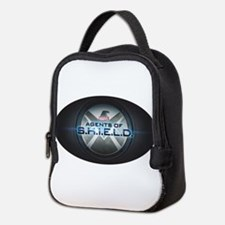 Agents of S.H.I.E.L.D. Title Ca Neoprene Lunch Bag