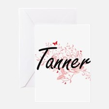 Tanner Artistic Job Design with But Greeting Cards