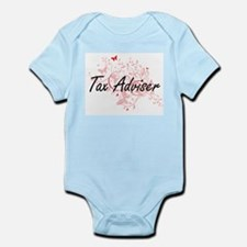 Tax Adviser Artistic Job Design with But Body Suit