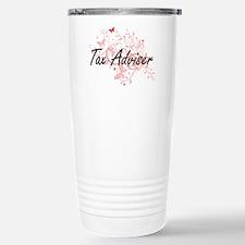 Tax Adviser Artistic Jo Travel Mug