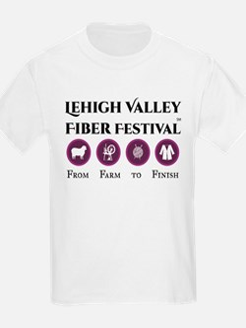 Lvff Logo T-Shirt- Kid's