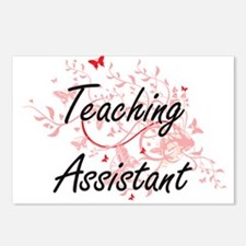 Teaching Assistant Artist Postcards (Package of 8)