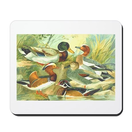Duck Mousepad