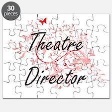 Theatre Director Artistic Job Design with B Puzzle