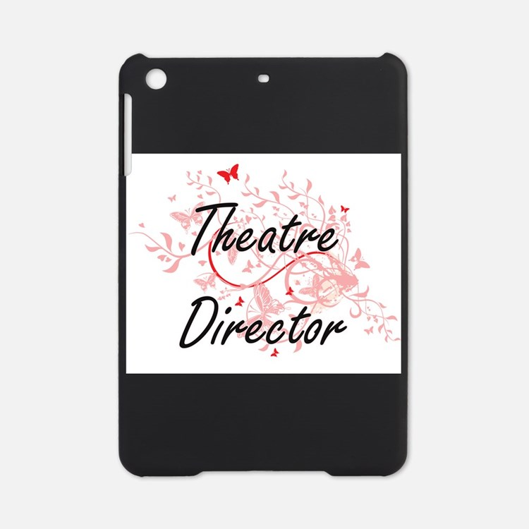 Theatre Director Artistic Job Desig iPad Mini Case