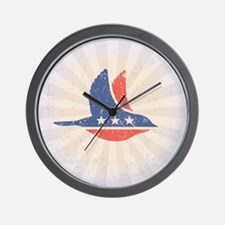 Social Democrat Logo Wall Clock