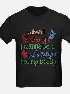 Park Ranger Like Daddy T