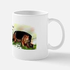 German Shepherd Tracking Mug