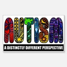 BEST Autism Awareness Decal