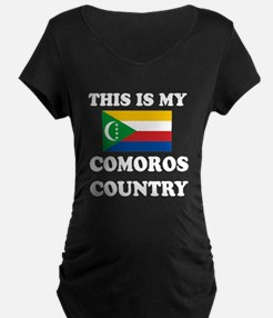 This Is My Comoros Country T-Shirt