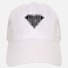 SuperAuthor(metal) Baseball Baseball Cap