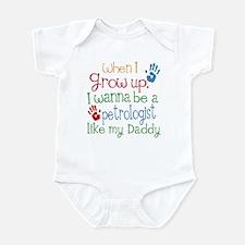 Petrologist Like Daddy Infant Bodysuit