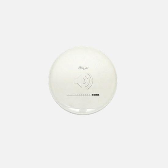 Cute Media Mini Button