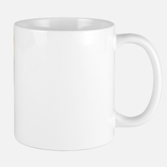 Puli Purple Mountain Mug