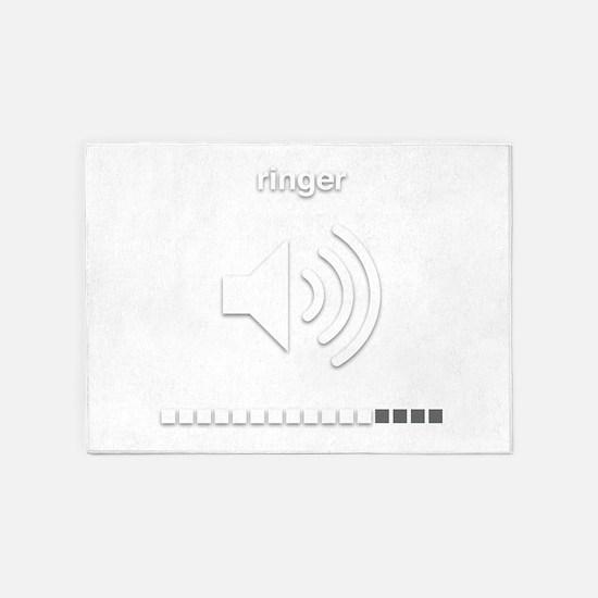 ringer 5'x7'Area Rug