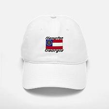 Hampton Georgia Baseball Baseball Cap